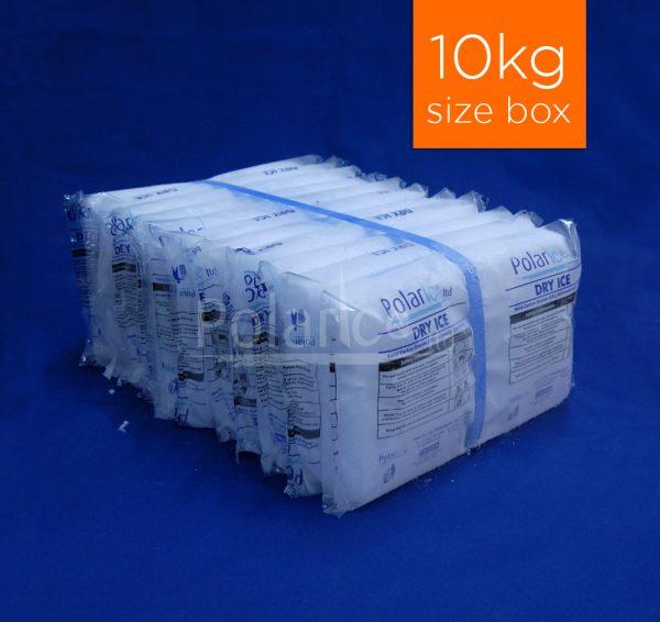 10kg Dry Ice Slices