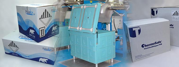 Dry Ice Storage
