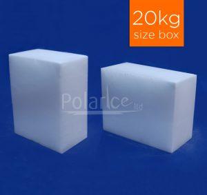 20kg of Dry Ice Blocks