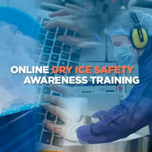 Online Dry Ice Safety Awareness Training