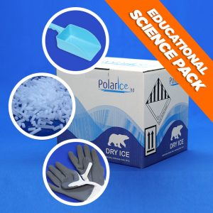 Dry Ice Science Pack