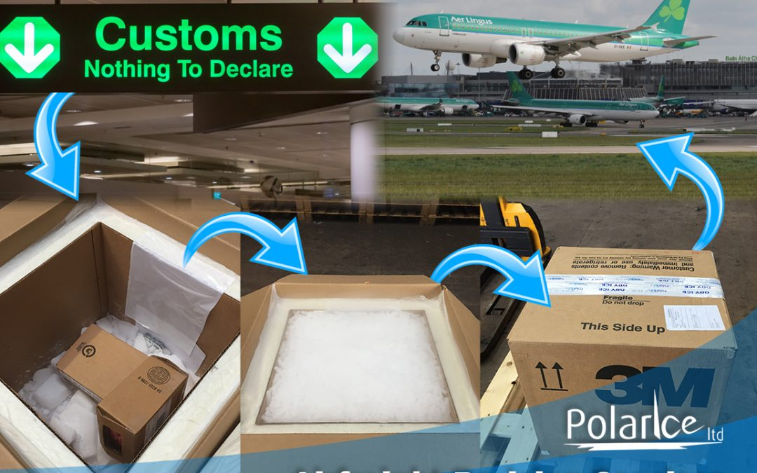 Same-day Airfreight Re-icing Services