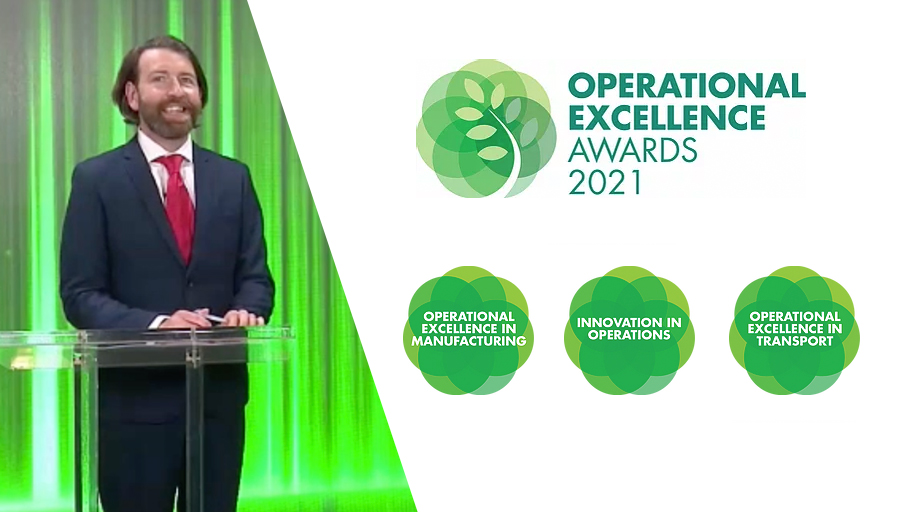 Polar Ice Finalists in Operational Excellence Awards 2021